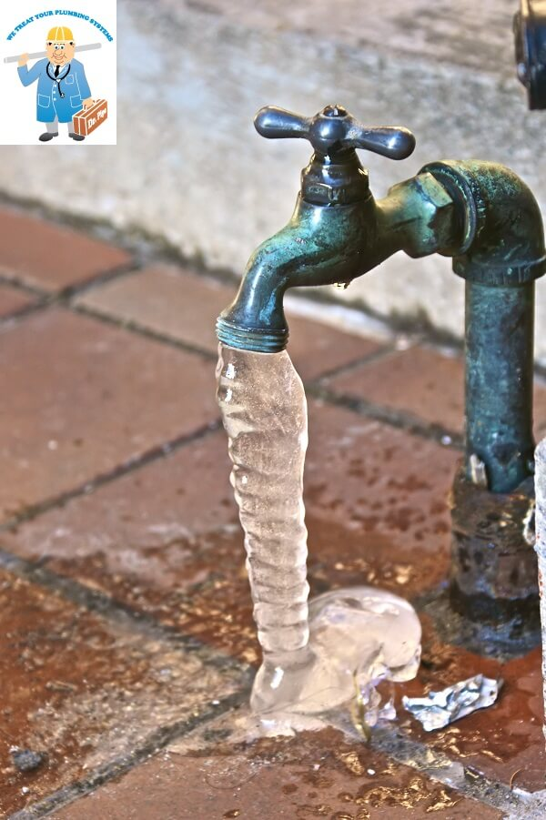 The Best Solution For Frozen Water Pipes Repair