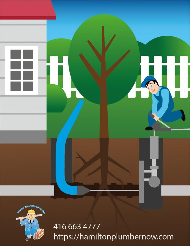 Don't be Afraid of Trenchless Drain Repair
